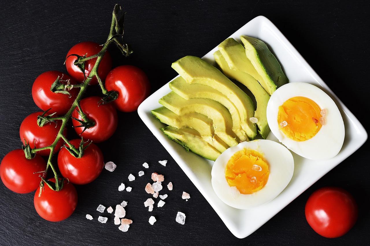 gezonde voeding binnen een keto dieet