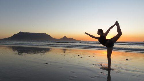 Fit worden én kilo's afvallen, met yoga kan het!