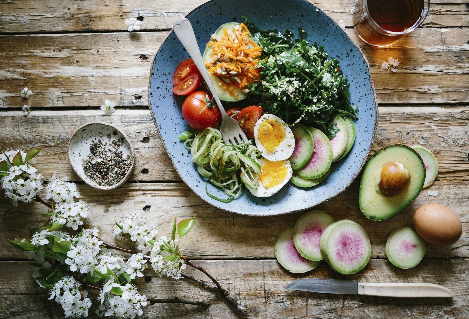 Voedingsmiddelen die thuis horen in het keto dieet