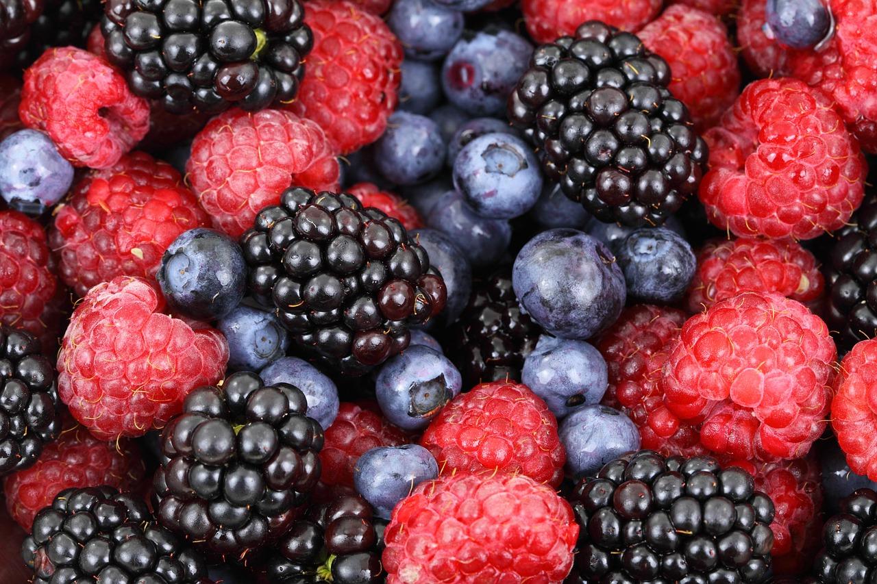 Al eeuwenlang is de helende werking van rood fruit bekend
