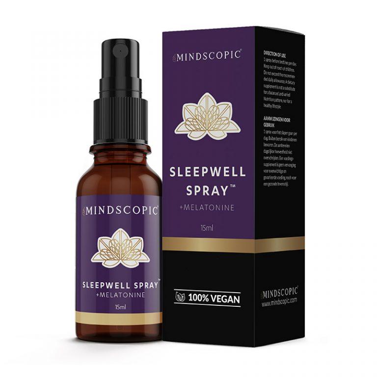 val lekker in slaap met mindscopic sleepwell