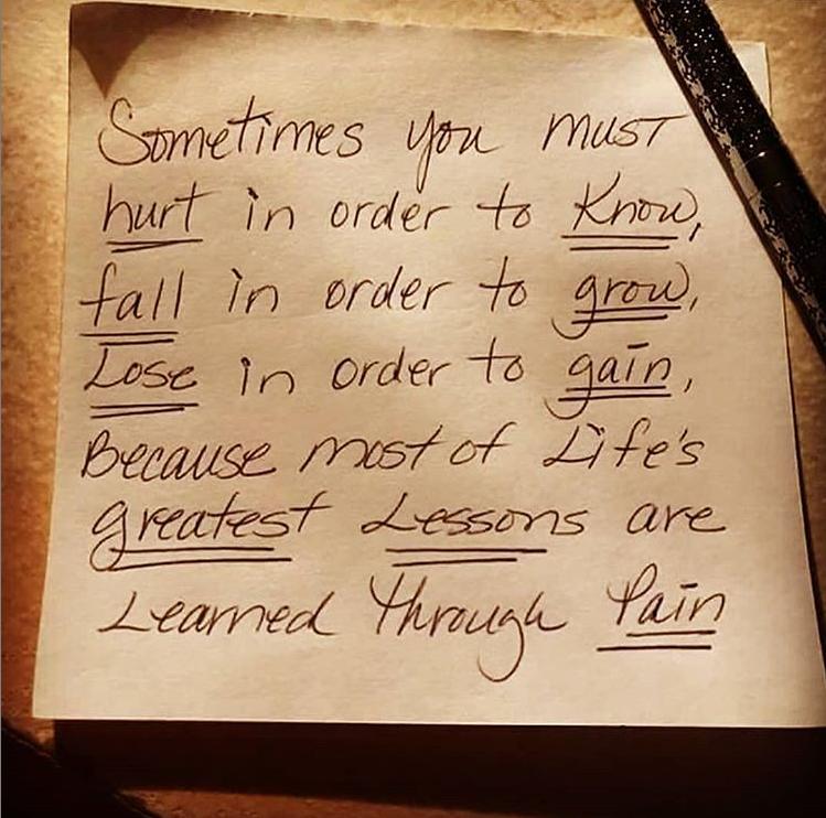 Herinner jezelf er elke dag aan wat een geweldig persoon je bent