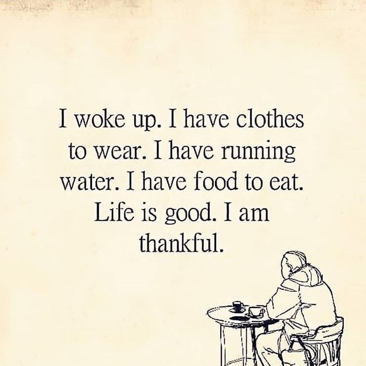 dankbaarheid is een krachtige methode wanneer je je depressief voelt