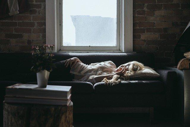 in slaap komen is voor mensen met ADHD vaak een probleem