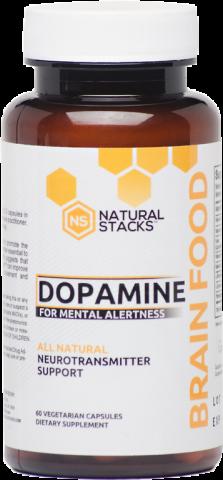 voedingssupplement voor ondersteuning dopamine tekort